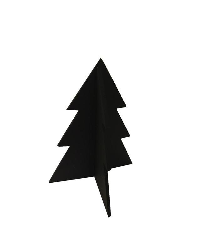 SEJ Design SEJ Design Christmas Tree Black