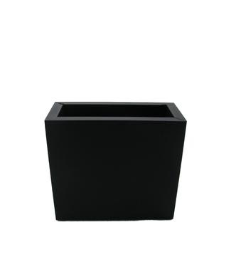 SEJ Design SEJ Design Opbergbak Zwart 20x9x18cm