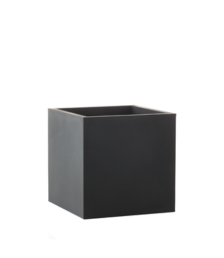 SEJ Design SEJ Design Opbergbak Zwart 12x12x12cm