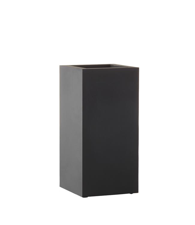 SEJ Design SEJ Design Black Vase Large 11x11x23cm