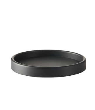 SEJ Design SEJ Design Black Serving Tray Round Ø 32cm