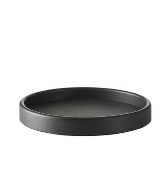 SEJ Design SEJ Design Black Serving Tray Round