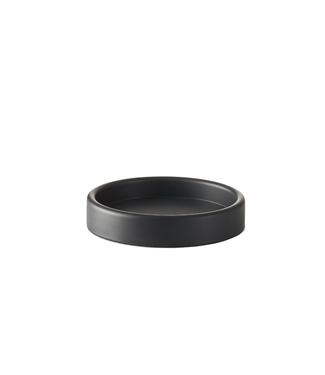 SEJ Design SEJ Design Round Coaster Black Ø 10 cm