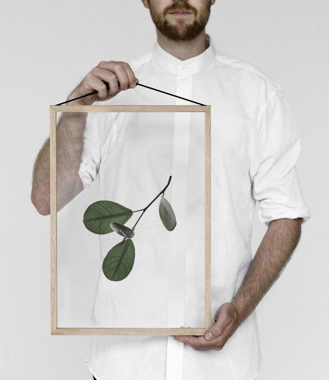 Moebe Moebe Floating Leaves Print 05 (diverse maten)
