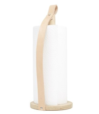 by Wirth by Wirth Kitchen Roll Holder Soap Treated Oak