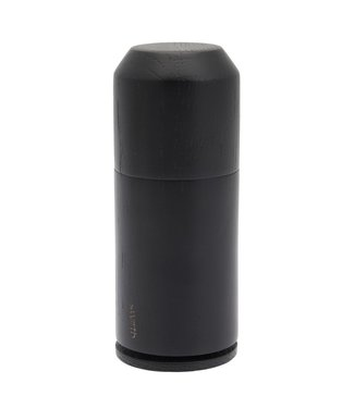 by Wirth by Wirth Crush Me Pepper Mill Black Oak
