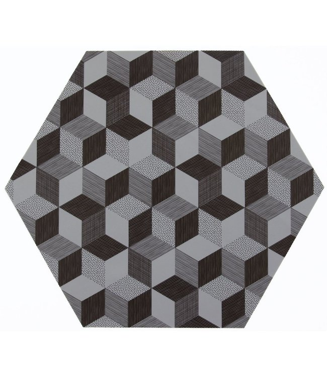 By May by May Silicone Placemats Graphite Set of 2
