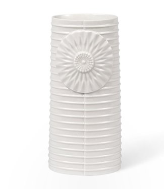Dottir Dottir Vase Pipanella Lines White (Large)