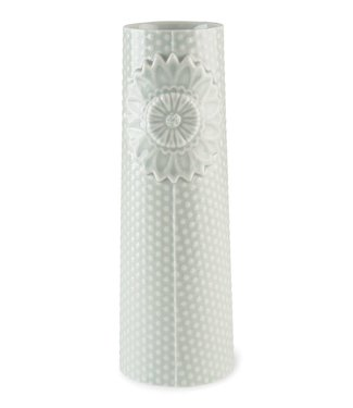 Dottir Dottir Vase Pipanella Dotted Lightgreen (Medium)
