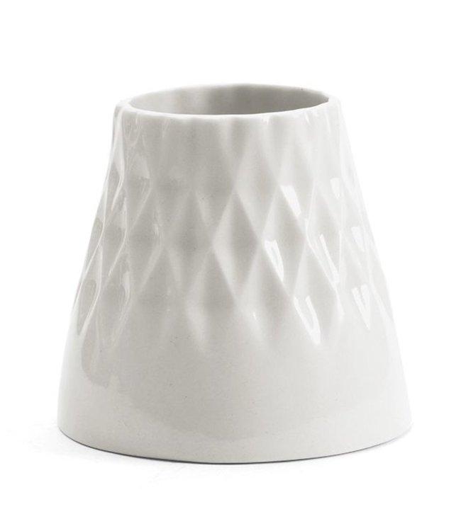 Dottir Dottir Tealightholder Alba Two White