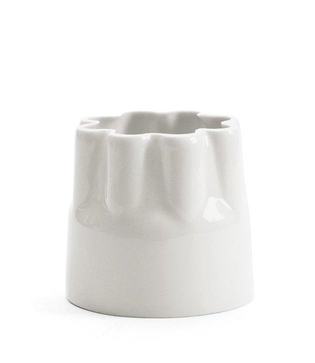 Dottir Dottir Tealightholder Alba Three White