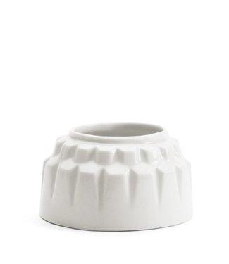 Dottir Dottir Tealightholder Alba Five White