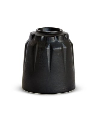 Dottir Dottir Candle stick Alba Five Matt Black