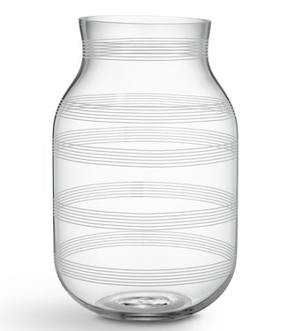 Kähler Design Kähler Design Omaggio Vase Glas H280mm
