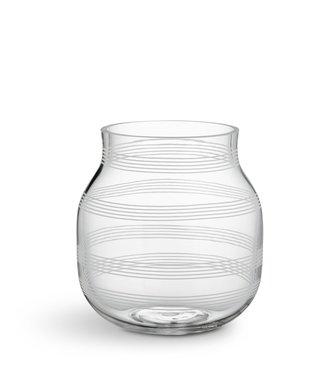 Kähler Design Kähler Design Omaggio Vaas Glas H170mm