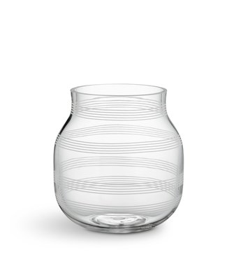 Kähler Design Kähler Design Omaggio Vase Glas H170mm