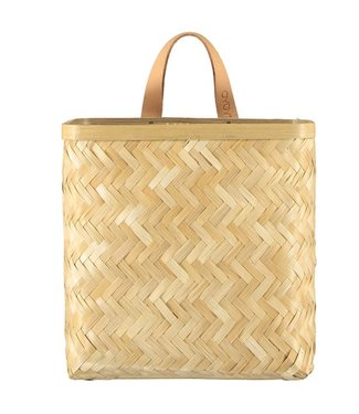 OYOY OYOY Sporta Wall Basket Bamboo