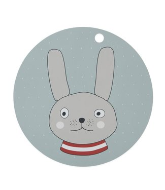 OYOY OYOY Children's Placemat Rabbit