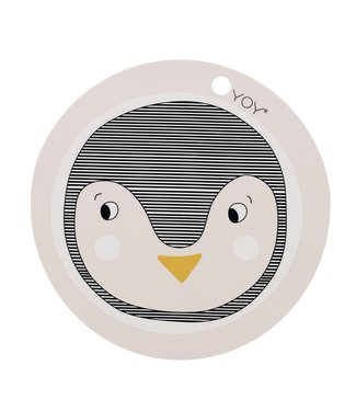 OYOY OYOY Children's Placemat Penguin