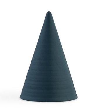 Kähler Design Kähler Design Cone Teal Geglazuurde kegel H150mm