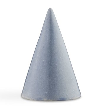 Kähler Design Kähler Design Cone Lichtblauw H150mm