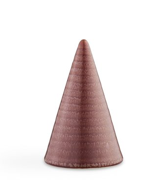 Kähler Design Kähler Design Glazed Cone Copper red H110mm