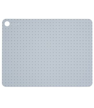 OYOY OYOY Placemat Pale Blue Rectangle