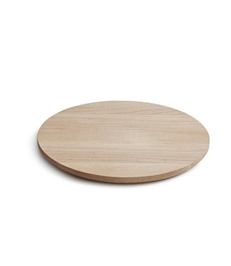 Kähler Design Kähler Design Kaolin Wooden Plateau Ø185mm
