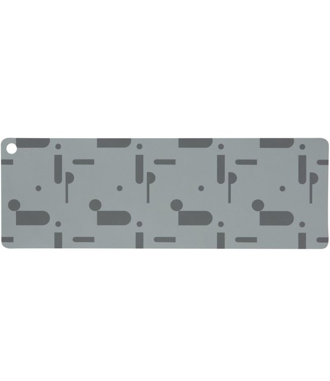 OYOY OYOY Silicone Table Runner Pale Blue