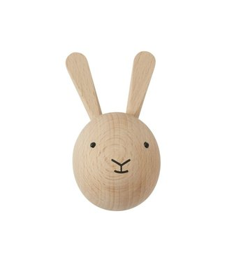 OYOY OYOY Mini Wall Hook Rabbit