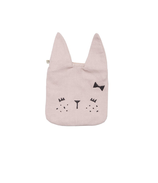 Fabelab Fabelab Pouch ' Cute Bunny' Pink