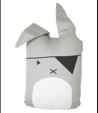 Fabelab Fabelab Animal Cushion Pirate Bunny