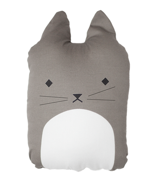 Fabelab Fabelab Animal Cushion Cuddly Cat