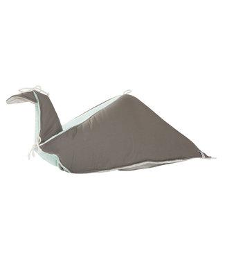Fabelab Fabelab Babydeken Play Fold Bird Jade