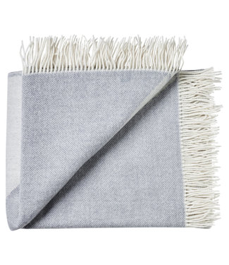 Silkeborg Uldspinderi Silkeborg Uldspinderi 'Focus on Twill' Light Grey
