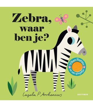 Ingela P Arrhenius Ingela P Arrhenius 'Where Is The Zebra?'