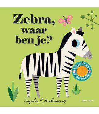 Ingela P Arrhenius Ingela P Arrhenius 'Zebra Waar Ben Je?'