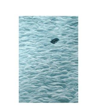 IMIForm IMIform A5 Mini Poster Whale