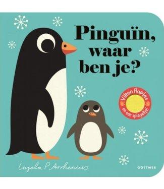 Ingela P Arrhenius Ingela P Arrhenius 'Pinguïn, Waar Ben Je?'