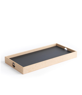 The Oak Men The Oak Men Flip Tray (Zwart/Wit)