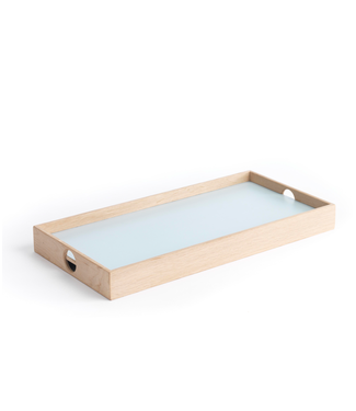 The Oak Men The Oak Men Flip Tray (Grijs/Blauw)