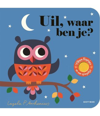 Ingela P Arrhenius Ingela P Arrhenius 'Where's The Owl?'
