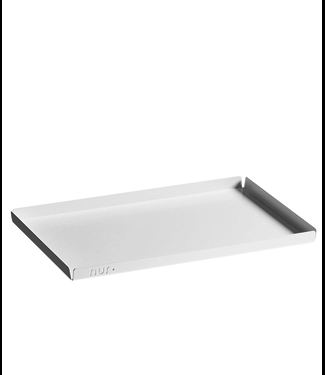 NUR NUR Tray Large White