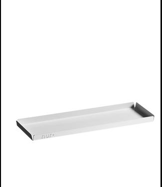 NUR NUR Tray Long White