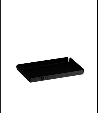 NUR NUR Tray Small Black