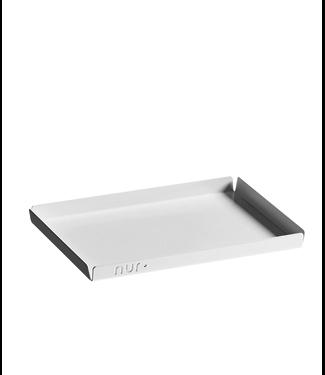 NUR NUR Tray Medium White