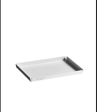 NUR NUR Tray Small White