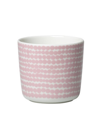 Marimekko Marimekko Räsymatto Pink Cup 2dl without handle