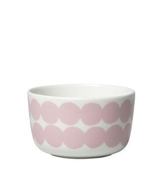 Marimekko Marimekko Räsymatto Pink Bowl 2,5dl