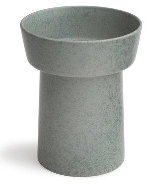 Kähler Design Kähler Design Ombria Vaas Groen H20cm